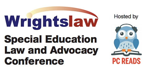 Wrightslaw Special Education Law and Advocacy Conference tickets