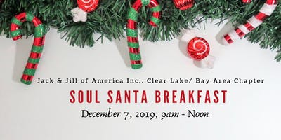 Clear Lake/Bay Area Chapter of Jack and Jill Soul Santa Breakfast
