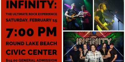 Infinity: The Ultimate Rock Experience