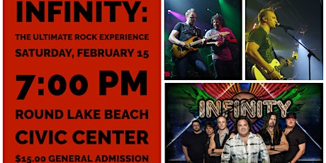 Infinity: The Ultimate Rock Experience tickets