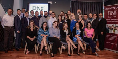 BNI Latino - Featured Speaker: Carlos Mejias with Mejias Lindsey tickets