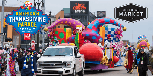 America's Thanksgiving Parade Viewing and Detroit Lions Pre-Party