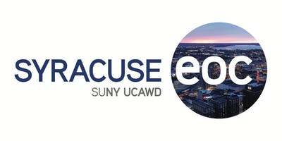 2020 SUNY Syracuse EOC Recognition Ceremony