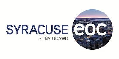 2020 SUNY Syracuse EOC Recognition Ceremony
