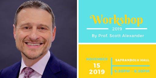 Workshop with Prof. Scott Alexander