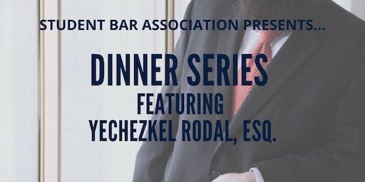 Student Bar Association: Dinner Series