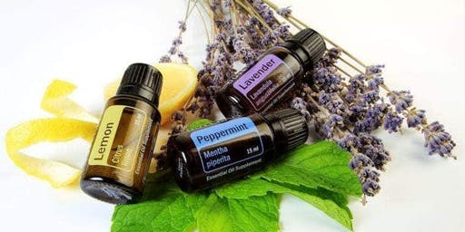 Essential Oils Intro Class