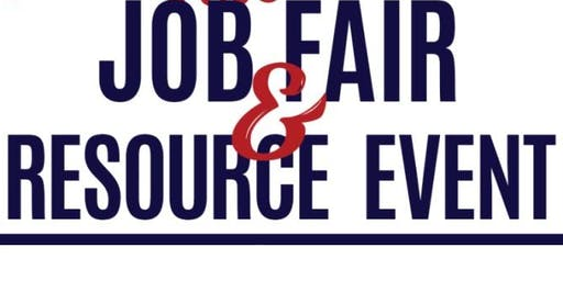 JOB FAIR / RE-ENTRY & COMMUNITY RESOURCE FAIR