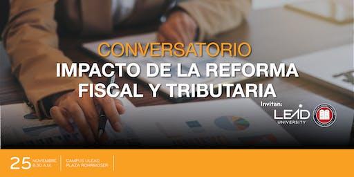 Impacto de la Reforma Fiscal y Tributaria