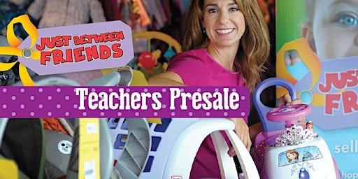 Lakeland JBF Teacher's Presale Spring 2020