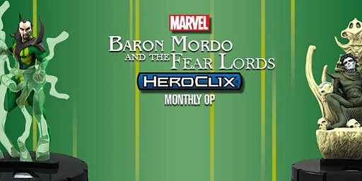 HeroClix Weekly Tournaments 2019