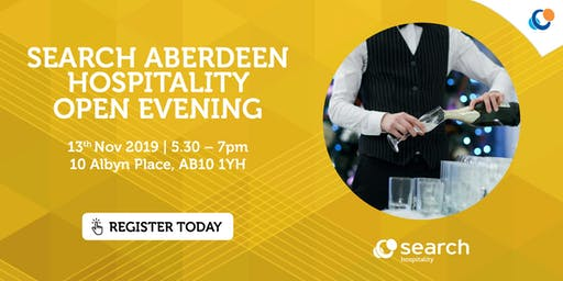 Aberdeen Hospitality Open Evening Event
