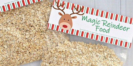 A Magical Tradition: Reindeer Food