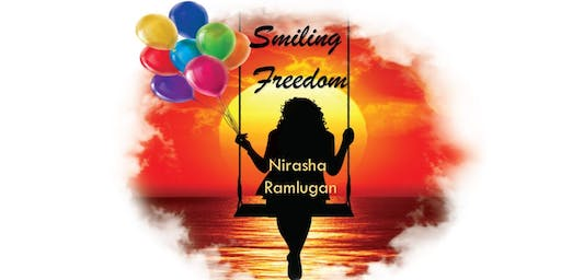 Smiling Freedom Book Launch