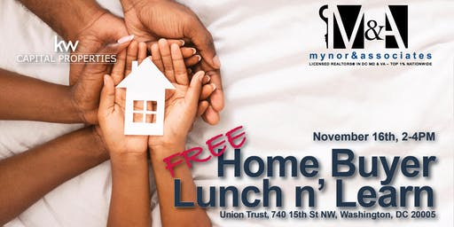 Free Home Buyer Lunch and Learn