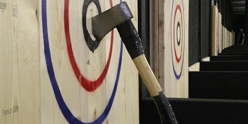 3rd Annual TDV Axe Throwing Tournament
