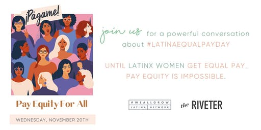 ¡Págame! Pay Equity For All