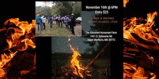 Fall Bonfire Night 2019