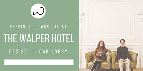 Keepin' It Classical at The Walper Hotel! Vol. 3 tickets