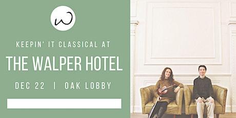 Keepin' It Classical at The Walper Hotel! Vol. 3 tickets