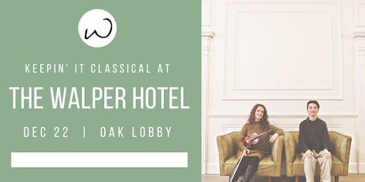 Keepin' It Classical at The Walper Hotel! Vol. 3