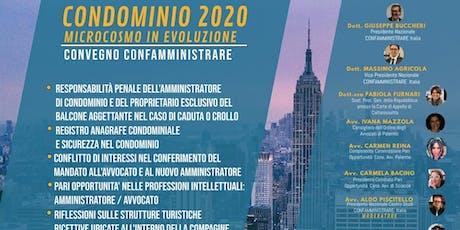 CONDOMINIO 2020 - MICROCOSMO IN EVOLUZIONE biglietti