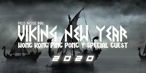 PIGS NOSE VIKING NEW YEAR
