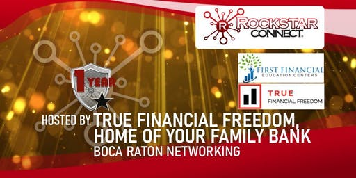 Free Boca Raton Rockstar Connect Networking Event (November, Florida)