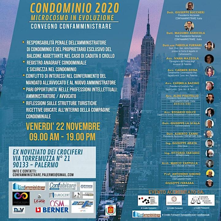 Immagine CONDOMINIO 2020 - MICROCOSMO IN EVOLUZIONE