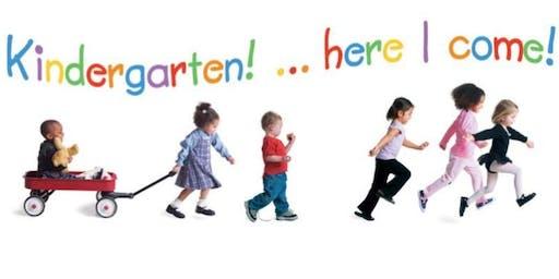 Fostertown Kindergarten Selection Tour (K open house)