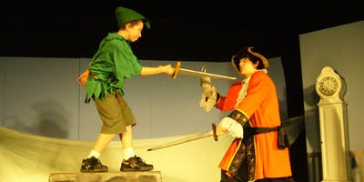 Peter Pan Child and Senior Tickets