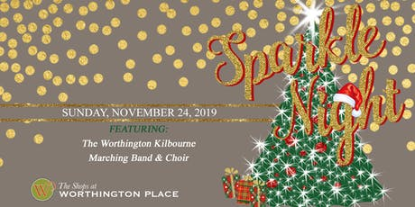 Sparkle Night Christmas Tree Lighting and Santa Parade tickets