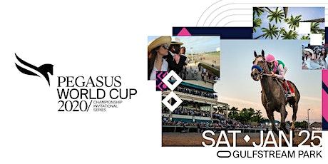Pegasus World Cup Invitational | Ten Palms tickets