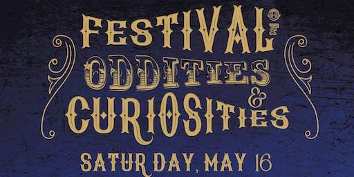 Festival of Oddities and Curiosities