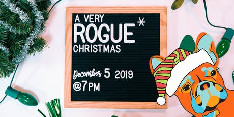 A Very Rogue Christmas Party 2019 tickets