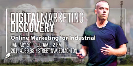 Digital Marketing Discovery - Industrial tickets