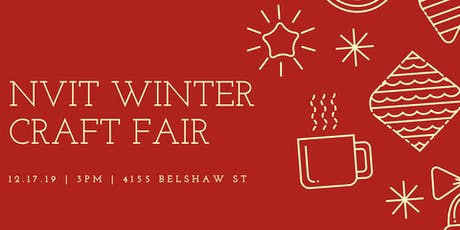 NVIT Winter Craft Fair tickets