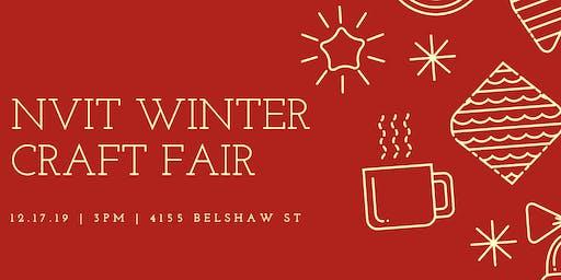 NVIT Winter Craft Fair