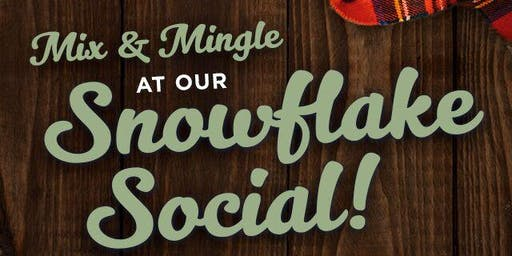 Snowflake Social at Capital City Mall!