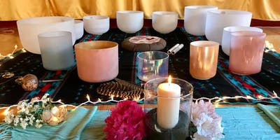 Healing Crystal Bowl Sound Bath