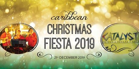 Caribbean Christmas Fiesta 2019 tickets