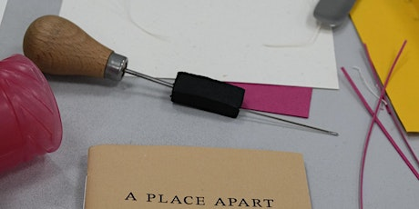 MAKE YOUR MARK : Bookbinding - Part 2 tickets