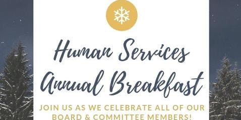 Cumberland County Human Services Annual Breakfast