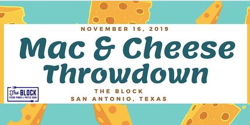 Mac & Cheese Throwdown!