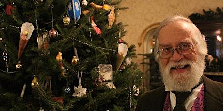 A Christmas Carol with Ron Robinson tickets