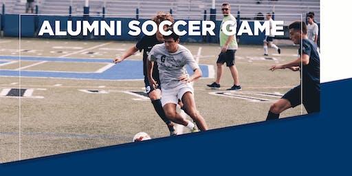 2019 Gulliver Alumni Soccer Game
