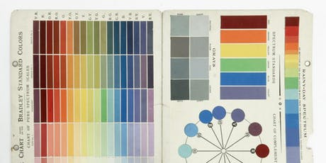 Kaleidoscope Lecture Series: Aesthetics and Colour Research tickets