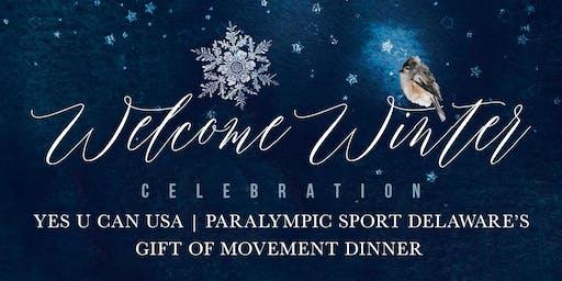 Welcome Winter Celebration / Wine, Bourbon & Beer Tastings, Dinner & Silent Auction