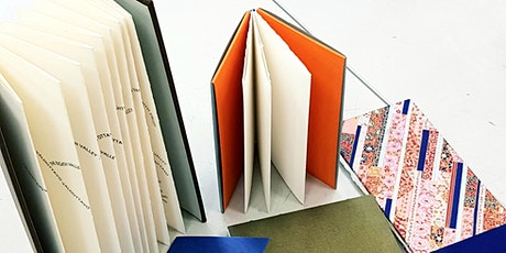 MAKE YOUR MARK : Bookbinding - Part 3 tickets