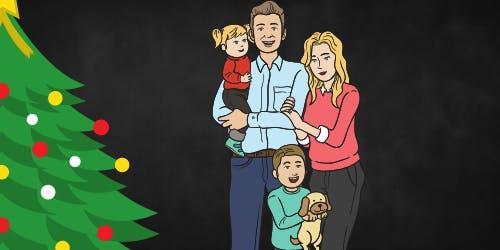 Séances photo de Noël